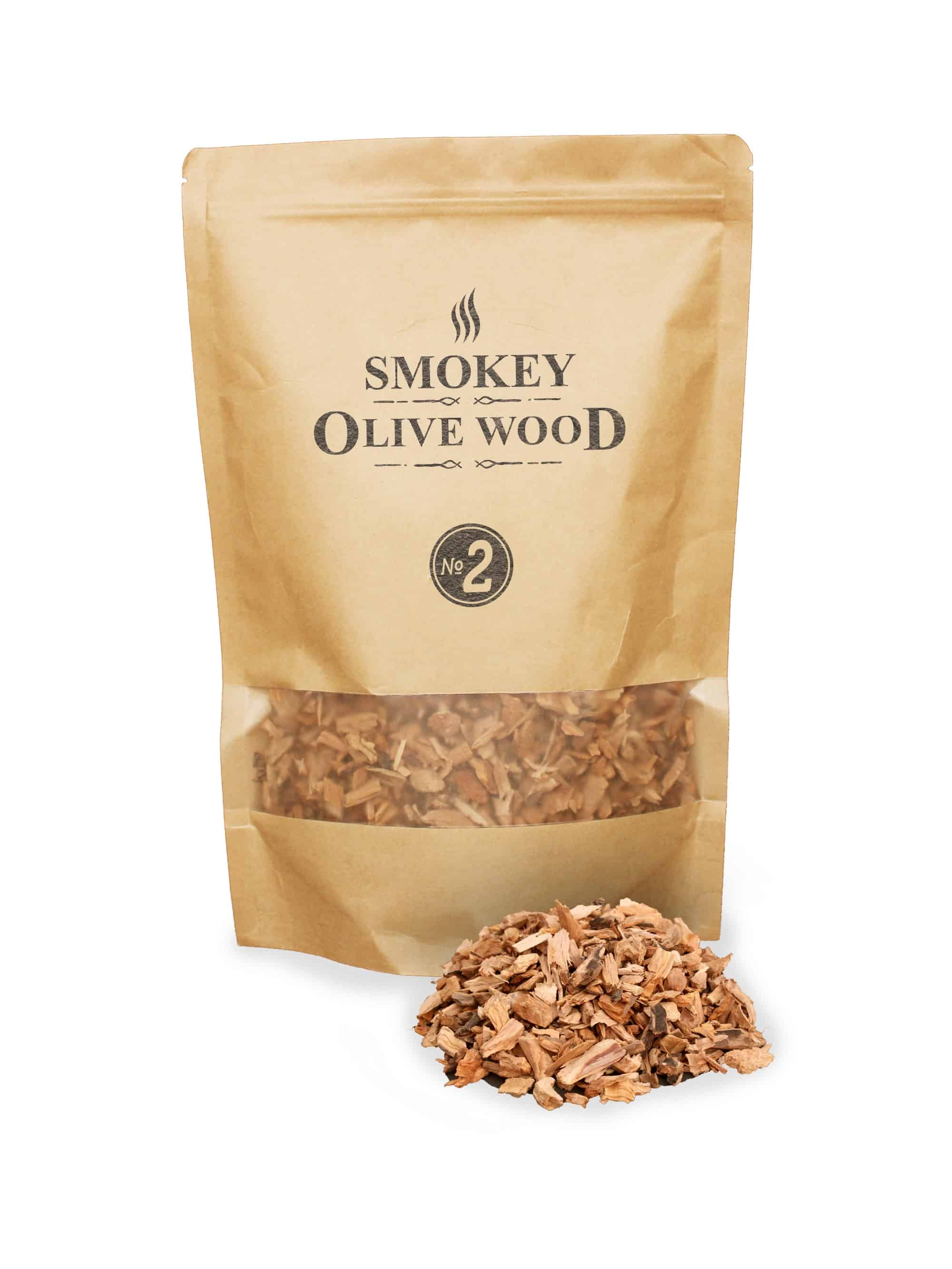 SOW Olive Wood Smoking Chips Nº2