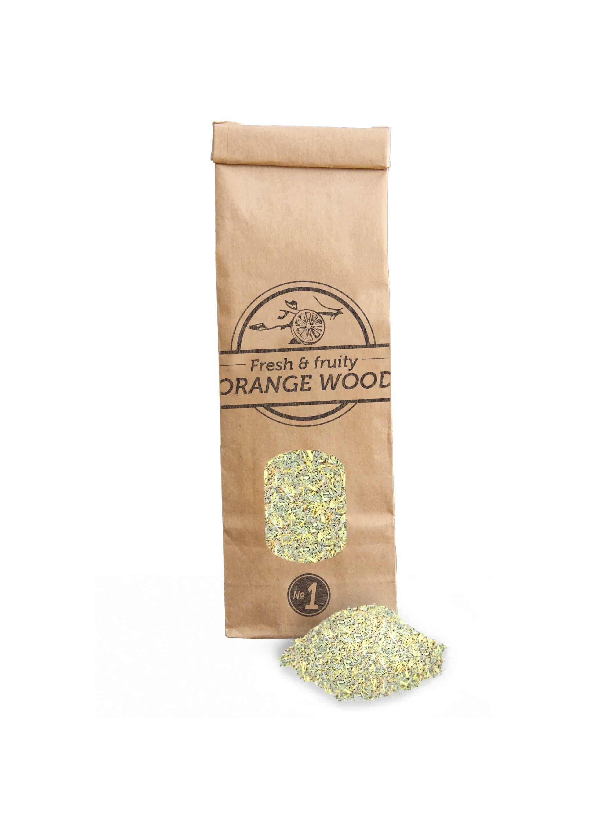 SOW Orange Wood Smoking Dust Nº1